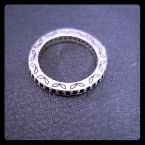 Authentic Retired Pandora Ring